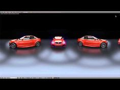 VR rendering with Blender - VR viewing with VRAIS - YouTube