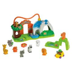 #We love this :)  Fisher Price Little People Zoo