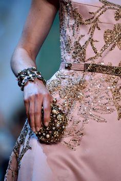 ELIE SAAB Haute Couture Autumn Winter 2017-18 | Couture Bags