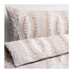 IKEA - RAGLOSTA duvet cover & pillowcases $39.99 - spare bedroom