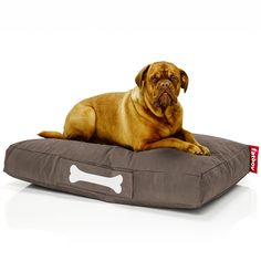 Fatboy Doggielounge Stonewashed large - brown