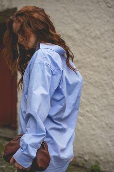 Ruffle Blouse, Shirts, Blue, Vintage, Tops, Women, Style, Fashion, Swag