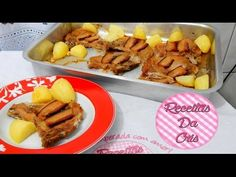 Bisteca Suína de Forno!! - YouTube