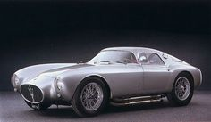 1950s Maserati A6 GCS/53 Pinin Farina Berlinetta (s/n 2060)