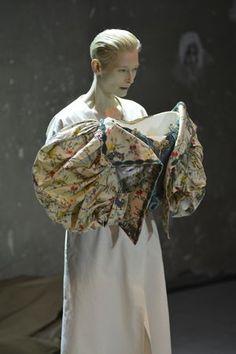 Two Centuries Of Fashion History, Starring Tilda Swinton