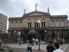 National Theatre of Costa Rica - Wikipedia, the free encyclopedia