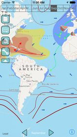 World Cruising Calendar on the App Store Sailing Courses, Boating Tips, Small Sailboats, Plywood Boat Plans, Wooden Boats, Travel And Leisure, Cruise, Calendar, Around The Worlds