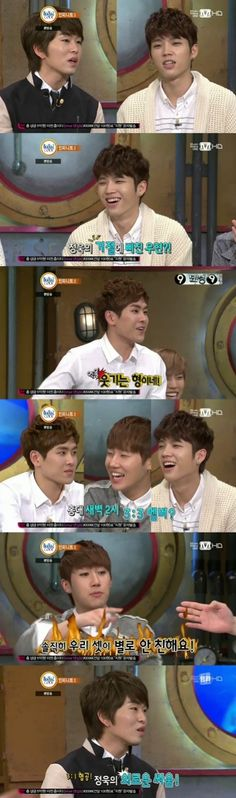 Kwak Jung Wook reveals INFINITE's Sunggyu, Hoya, and Woohyun asked him to set up blind dates