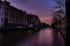 Amsterdam Morning by Steven Peterson on Early Morning, Amsterdam, Cool Photos, Bridge, Photography, Travel, Voyage, Viajes, Fotografie