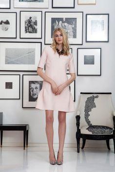 Lela Rose   Resort 2015 Collection   Style.com