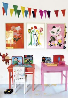 Eleven Inspiring Colourful Rooms