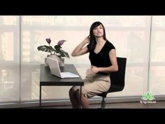 Ease Neck and Shoulder Tension Quickly with Desk Yoga