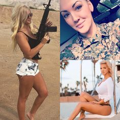 We find and share these 50 beautiful ARMY women with and without uniform in which all these are looking so powerful with stunning and attractive looks. Female Army Soldier, Female Marines, Army Women Quotes, Military Women, Military Army, Military Personnel, Girls Uniforms, Belle Photo, Young And Beautiful