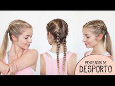 Penteados de Desporto | Alice - Golden Locks - YouTube