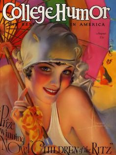 racollegehumor451 | Flickr - Photo Sharing! An easy share, the colors in this are beautiful.. Rolf Armstrong..
