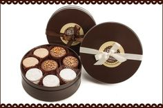 Assorted Cookie Tin -  Our Most Popular from Felix's Famous Cookies