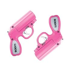 Mace Gun. Safe and pretty in pink <3