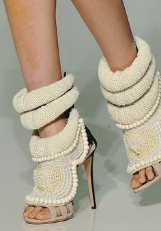 Best Shoes from Spring 2012 Paris Fashion Week   POPSUGAR Fashion