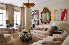 Chic Furniture - Living Room Design Ideas & Pictures (houseandgarden.co.uk)