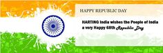 HARTING Technology Group wishes the People of India a very Happy Republic Day 2017 !