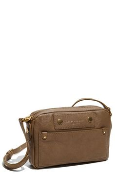 MARC BY MARC JACOBS  Preppy - Camera  Leather Crossbody Bag  e5dbc47c7624