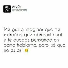 Spanish Phrases, Love Phrases, Spanish Quotes, Mexican Quotes, Ex Best Friend, Frases Tumblr, Writing Quotes, Sad Love, Instagram Quotes