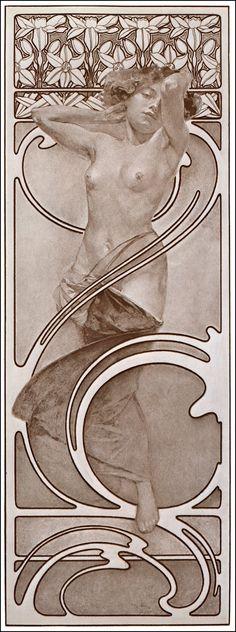 ❤ - Alphonse Mucha   Documents Decoratifs - 1901.