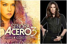 Gaby Espino se une como protagonista a Señora Acero 3