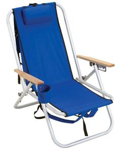 Introducing Rio Brands Aluminum Frame Backpack Chair  SC540. Great Product and follow us to get more updates!