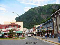 It is a famous of Alaska - Juneau City