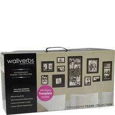 z Wallverbs Typography Frame SetOzsaleOZ-51500