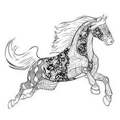 Die 865 besten Bilder von horses | Malvorlagen pferde ...