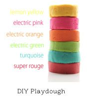 A lot of great DIY activities