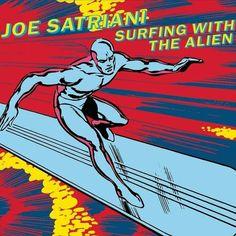 Yesterday marked the anniversary of the release of guitar master Joe Satriani's classic studio album, Surfing With The Alien. Joe Satriani, Joe Bonamassa, Donald Fagen, Montreux Jazz Festival, Blue Cheer, Jimi Hendrix Experience, Joe Cocker, Tears For Fears, Roy Orbison