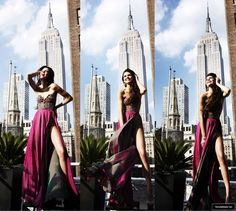 love the dress. love the area. love Kendall Jenner.... - Kendall Jenner Style