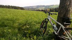Mit dem #Mountainbike das #Mühlviertel entdecken. Weitere Informationen zu #Mountainbikeurlaub im Mühlviertel in #Österreich unter www.muehlviertel.at/mountainbike - ©Mühlviertel Marken GmbH/Walch Bicycle, Vehicles, Bicycling, Branding, Vacation, Bike, Bicycle Kick, Bicycles, Car
