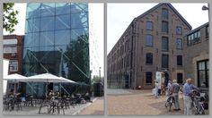 K L E U R R I J K: Bezoek aan het TextielMuseum in Tilburg : exterieur