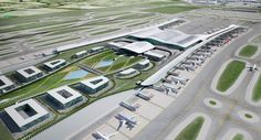 Haikou, Airport Design, Airport Photos, May Bay, Islamic Paintings, Throughout The World, The Expanse, Rome, Dubai