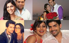 Indian Television Actress who married their Co-stars