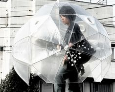 Full Body Umbrella. I Would Like This One.