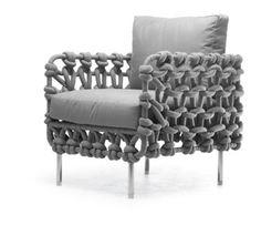 New Products - Kenneth Cobonpue - Cabaret Easy | Interior Design