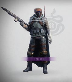 First post on this sub, I like the Outlander as a name but I'm open to suggestions - DestinyFashion