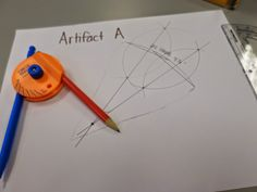 I set down today to write a post about an awesome geometry activity I got to experience last week at a workshop. However, I'm afraid you're. Geometry Lessons, Teaching Geometry, Geometry Activities, Teaching Math, Maths, Teaching Ideas, Math Teacher, Math Classroom, Classroom Activities