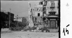 Palermo, 9 maggio 1943: gli scatti inediti dei bombardamenti