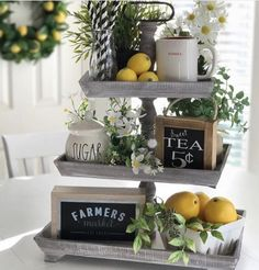 Related posts: 30 rustic farmhouse living room design and decor ideas for your home 35 Creative Farmhouse Wall Decor Ideas 3 gorgeous farmhouse living room decor ideas for your home 10 dollar store farmhouse decor ideas Cute Dorm Rooms, Cool Rooms, Lemon Kitchen Decor, Spring Kitchen Decor, Summer House Decor, Farm Kitchen Decor, Yellow Kitchen Decor, Orange Kitchen, Spring Home Decor