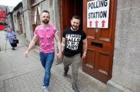 Ireland votes resoundingly to legalize same-sex marriage – LGBTQ Nation