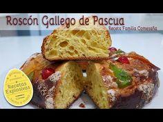Roscón Gallego de Pascua - Receta familiar - paso a paso - YouTube