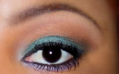 Fauna Eye look  Created using Wet N Wild Limited Edition Fauna Spring Collection