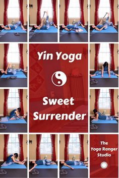 65 MIN Yin Yoga for Letting Go | Yin Yoga for the Back Body Practice Guide & Video - FREE