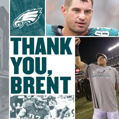 Glad he finally got a ring! Thank you, Brent! #thankyoubrent #FlyEaglesFly